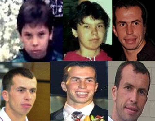 Radek Stepanek  in childhood, youth and today