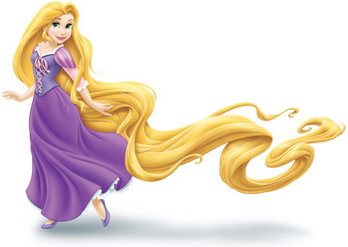 Disney Princess wolpeyper entitled Walt Disney larawan - Princess Rapunzel