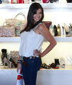 Rebecca shopping at Fred Segal - rebecca-black photo