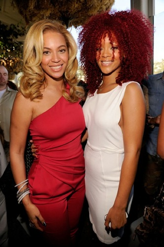 rihanna and Beyoncé