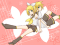 Rin and Len!