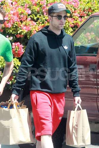 Rob shooping in los angelos