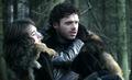 Robb and Bran Stark