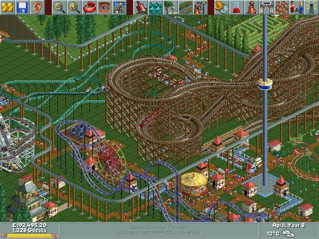 Roller coaster tycoon 3 100 completely free dating site for fat people 9