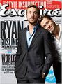 Ryan ansarino, gosling Esquire photoshoot