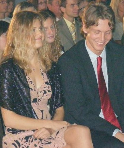 Safarova,Kvitova and Berdych 2007
