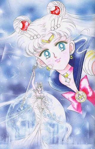 Sailor Moon, Neo Queen Serenity Манга