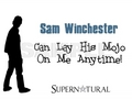 Sam ♥ - supernatural-and-charmed photo