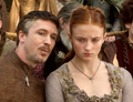 Sansa Stark and Petyr Baelish