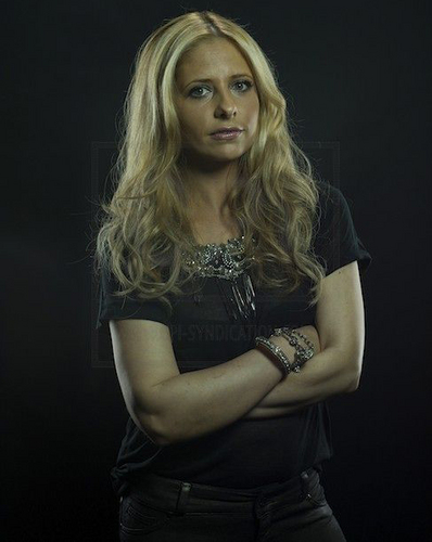 Sarah Michelle Gellar | Comic-Con Photoshoot