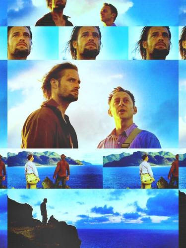 Sawyer & Ben