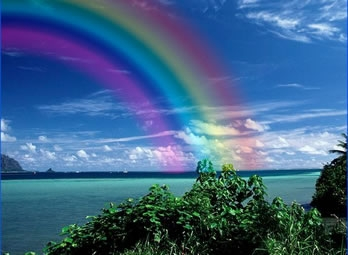 Scenic Pictures Scenic Rainbows