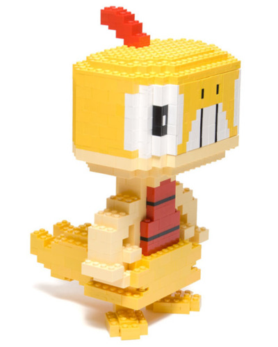 Scraggy Lego