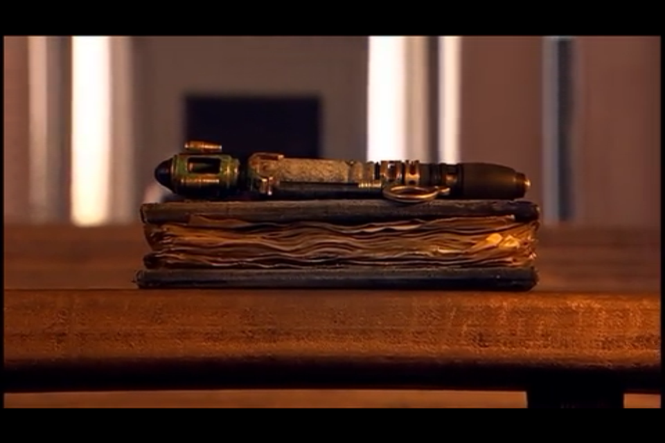 Screwdriver and River's Diary