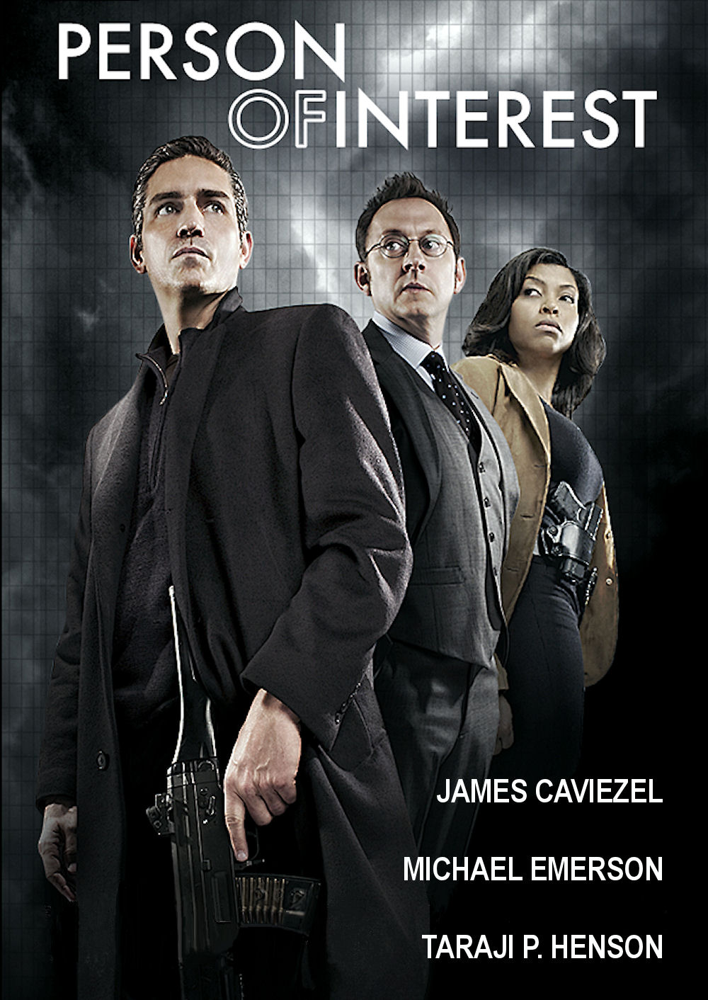 Season 1 - Promotional Poster - Person of Interest Photo (24446091.