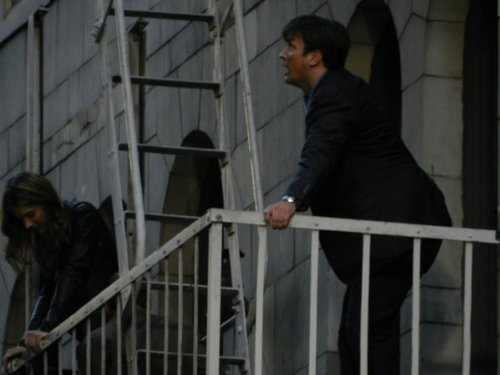 Season 4 - Set foto - 10th August 2011