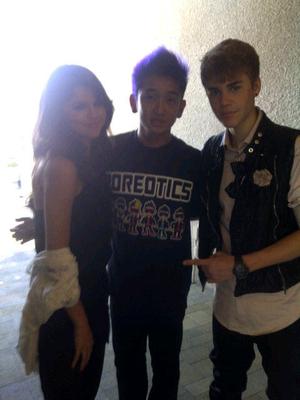 Selena&Justin <3