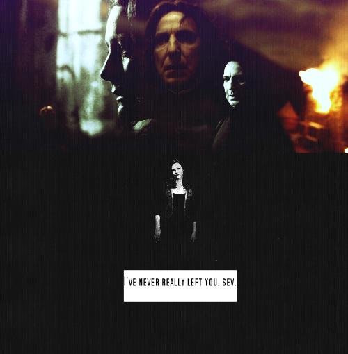Severus/Lily