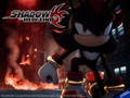 Shadow The Hedgehog kertas-kertas dinding