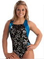 Shawn Johnson Strappy Tank Leotard