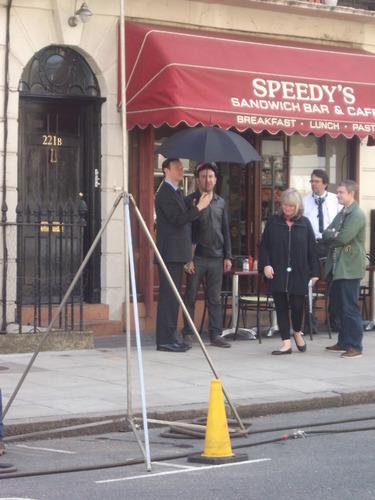 Sherlock Set 사진