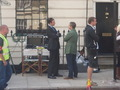 Sherlock Set Photos