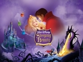 Sleeping Beauty - classic-disney wallpaper