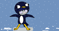 Snow pinguen wallpaper - yuki-and-her-friends photo