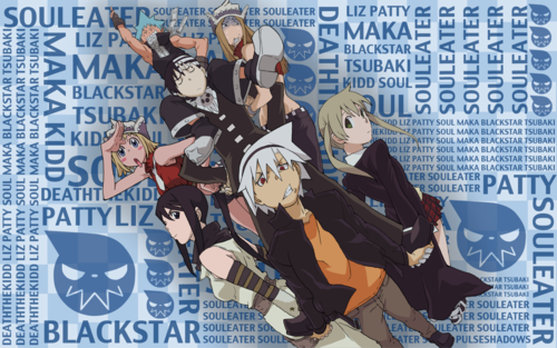 Soul Eater (Пожиратель душ) Обои with Аниме titled Soul Eater Wallpaper!