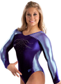 Sporty Competitive Leotard - shawn-johnson photo