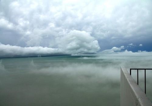 Storm Over Lake Michigan