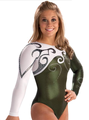 Stunning Swirl Comp Leotard - shawn-johnson photo