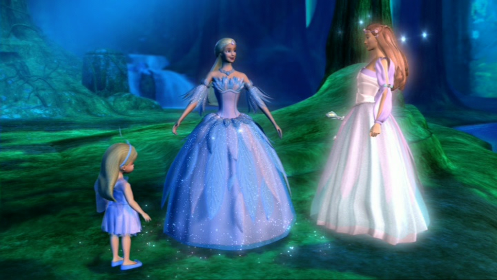 Such impressive Odette! - Barbie Movies Photo (24488970