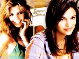 Summer Roberts wallpaper containing a portrait and attractiveness titled Summer & Marissa