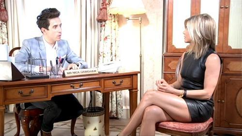 T4 'Horrible Bosses' Interview 23 07 2011