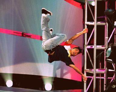 So আপনি Think আপনি Can Dance দেওয়ালপত্র entitled Tadd-Defying Gravity