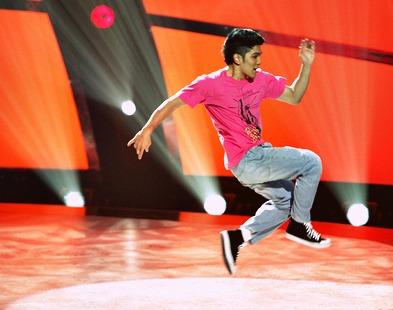 So আপনি Think আপনি Can Dance দেওয়ালপত্র called Tadd-Defying Gravity