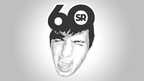 The 60sr Show logos
