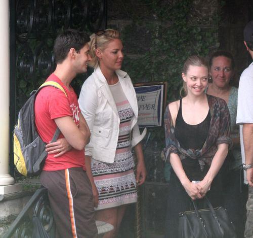 The Big Wedding , Katherine On the Set - 08.01.11