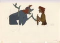 The Black Cauldron Animation Production Cel - the-black-cauldron photo