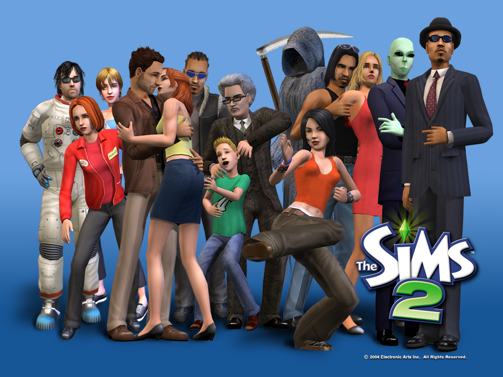 Sims 2 Games