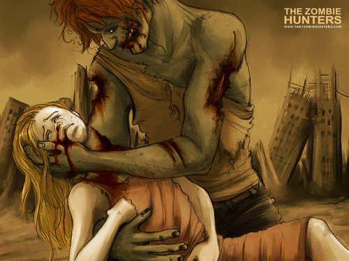 The Zombie Hunters wallpaper