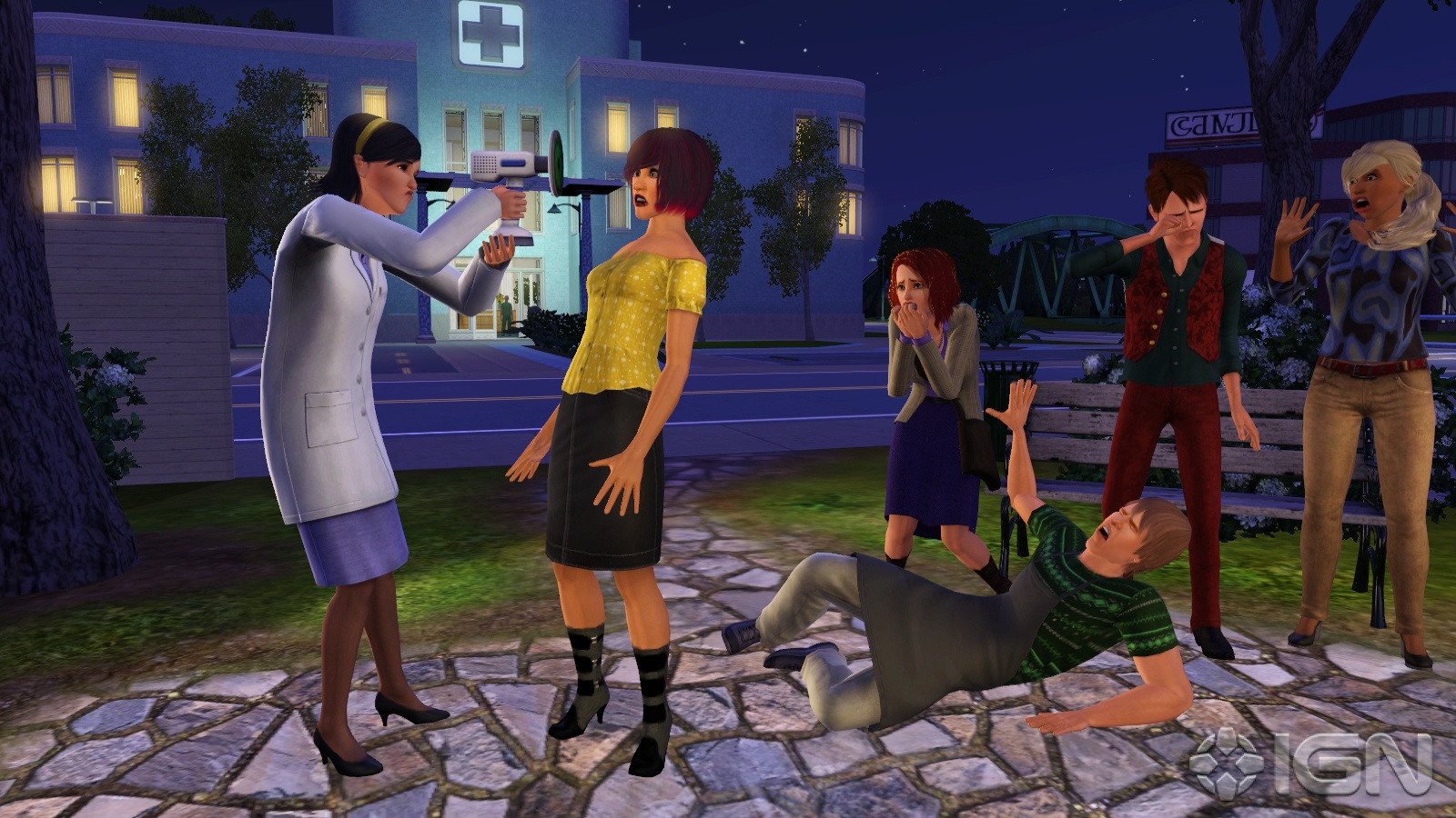 The sims 3 supernatural - 6