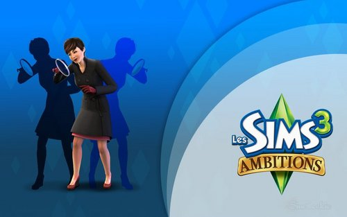 The sims 3 ambitions Hintergrund