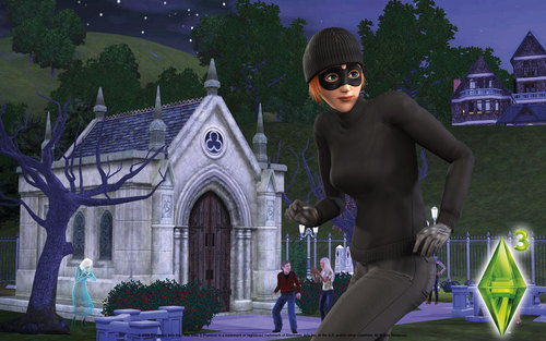 The sims 3 壁紙