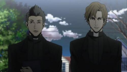 Their Priests! :D