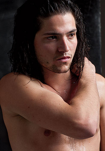 Tim Burton's Dark Shadows Обои possibly with a ломоть and skin called Thomas McDonell - Young Barnabas Collins