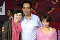 Tony Shalhoub and family