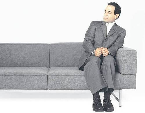 Tony Shalhoub wallpaper containing a business suit, a well dressed person, and a suit titled Tony
