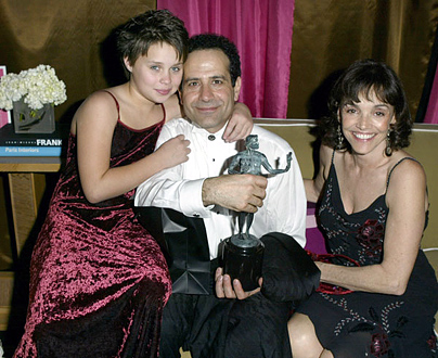 Tony Shalhoub দেওয়ালপত্র probably containing a polonaise, a kirtle, and a bridesmaid called Tony